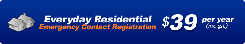 Everyday Residential Registration