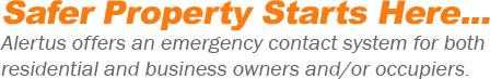 Safer Property Starts Here
